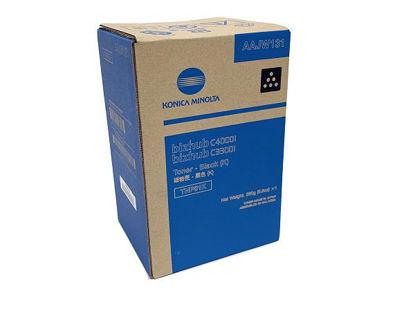 Konica-Minolta TNP-81 Bk (AAJW151) Black, originalen toner