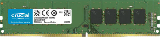Picture of Crucial 8GB DDR4 2666MHz CT8G4DFRA266