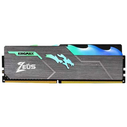Kingmax 8GB DDR4 3600MHz Zeus Dragon RGB