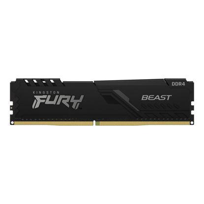 Kingston 16GB DDR4 2666MHz Fury Beast Black KF426C16BB1 / 16