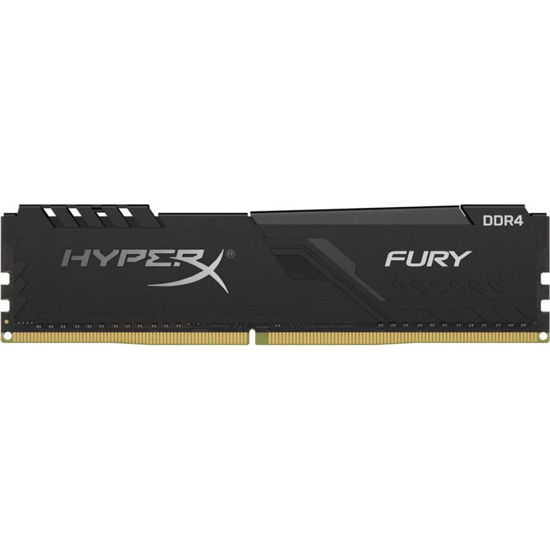 Picture of Kingston 16GB DDR4 2666MHz HyperX Fury Black Series HX426C16FB4 / 16