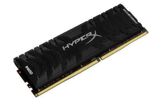 Picture of Kingston 8GB DDR4 3200MHz HyperX XMP Predator Series HX432C16PB3 / 8