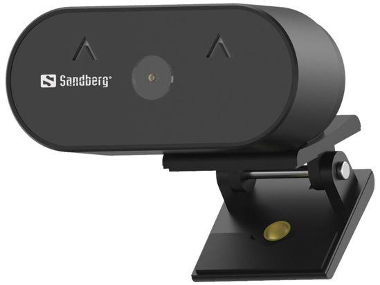 Picture of Sandberg Wide Angle (134-10) Black, spletna kamera