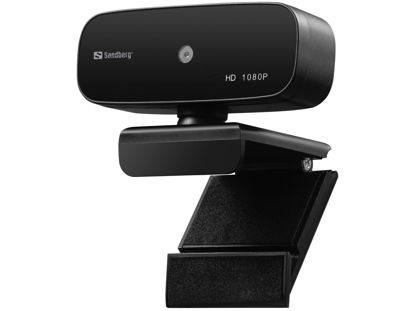 Sandberg Autofocus 1080P HD  (134-14) Black, spletna kamera