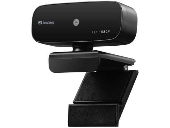 Picture of Sandberg Autofocus 1080P HD  (134-14) Black, spletna kamera