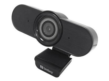 Sandberg AutoWide 1080P Full HD (134-20) Black, spletna kamera