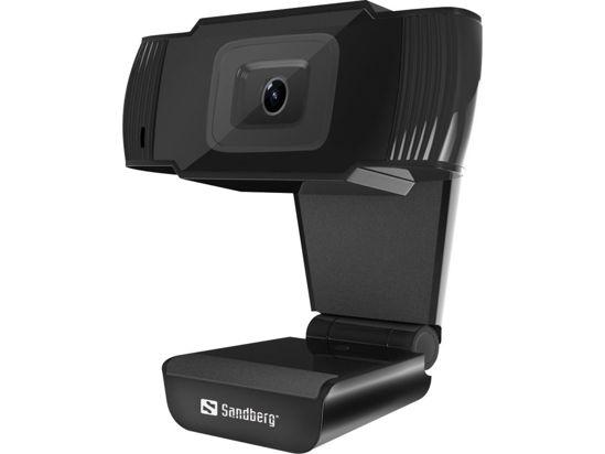 Picture of Sandberg Saver USB 480P (333-95) Black, spletna kamera