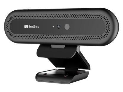 Sandberg Face Recognition 1080P (133-99) Black, spletna kamera