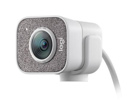 Logitech Streamcam Full HD (960-001297) White, spletna kamera