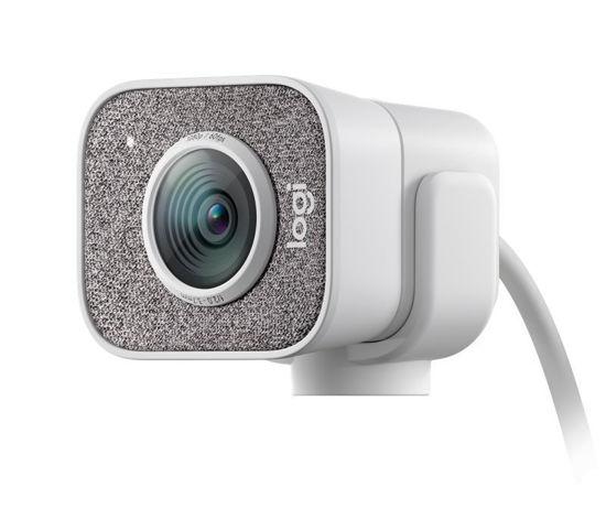 Picture of Logitech Streamcam Full HD (960-001297) White, spletna kamera