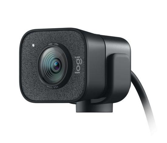 Picture of Logitech Streamcam Full HD (960-001281) Graphite, spletna kamera