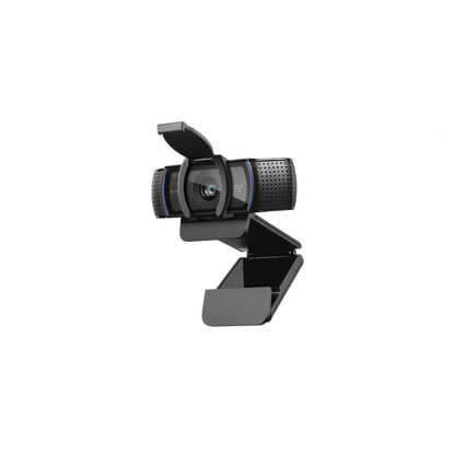 Logitech C920S Pro HD (960-001252) Black, spletna kamera