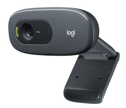 Logitech C270i (960-001084) Black, spletna kamera